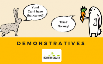 This That These Those: The Ultimate Guide to Demonstratives in English