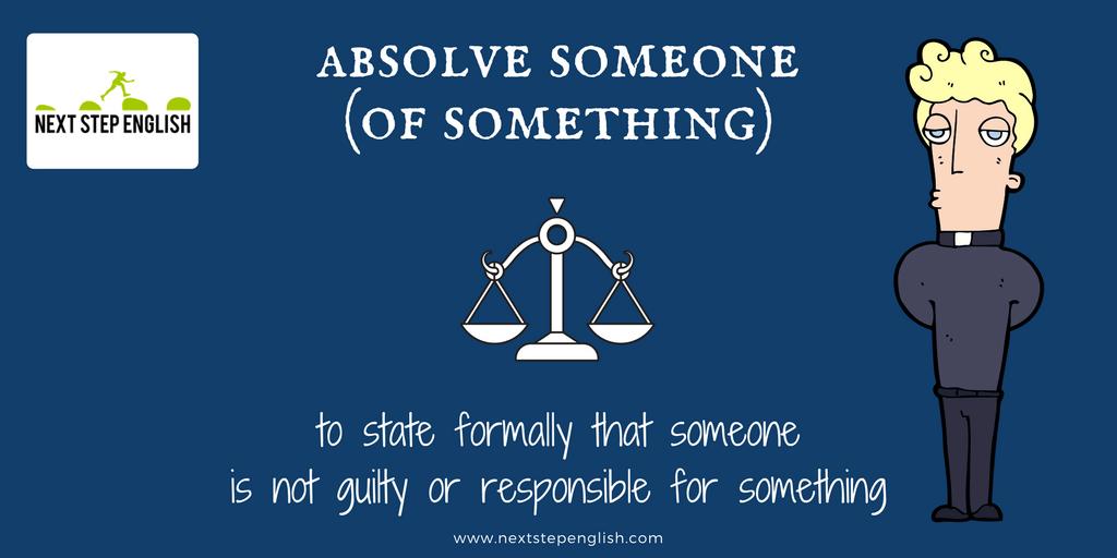 define absolve