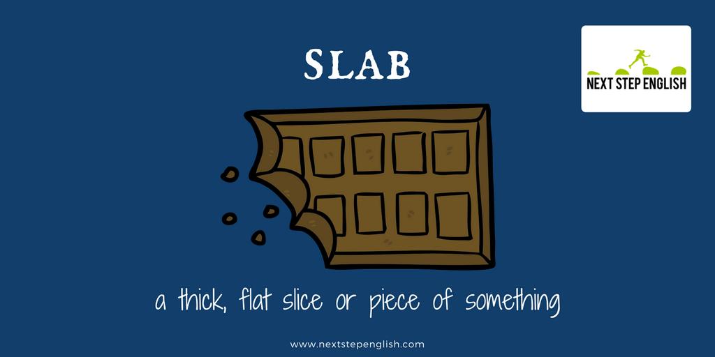 define slab