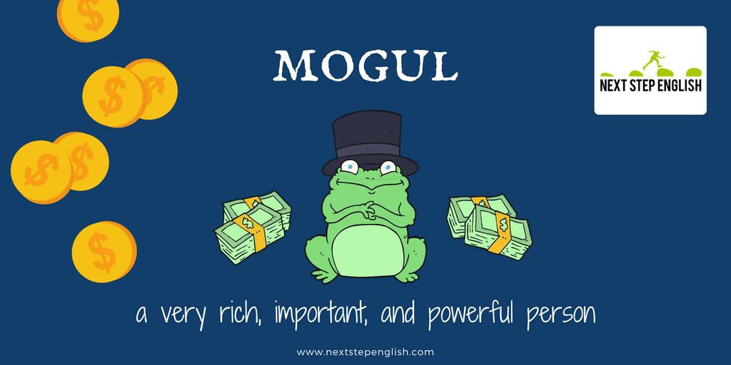 define mogul