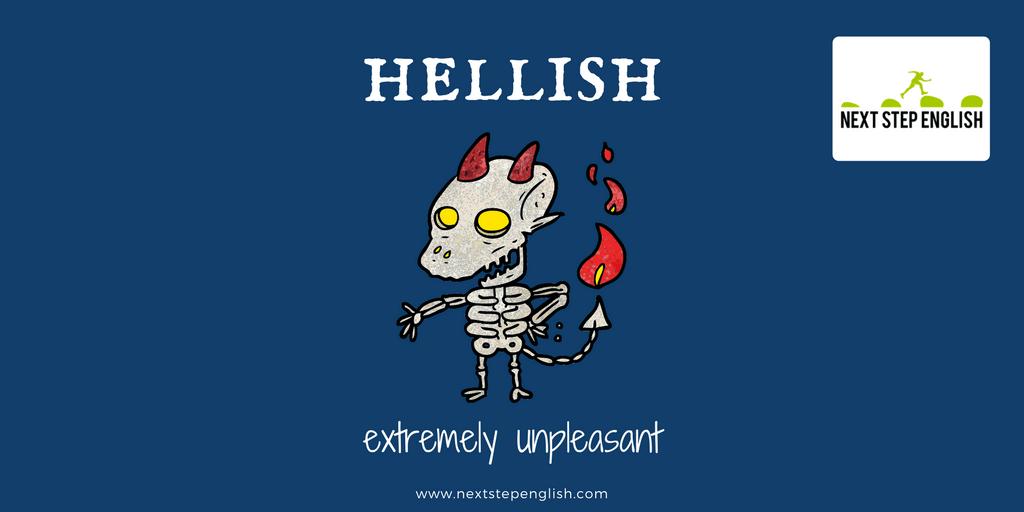 define hellish