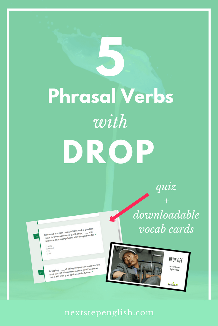 English-Phrasal-Verbs-with-Drop