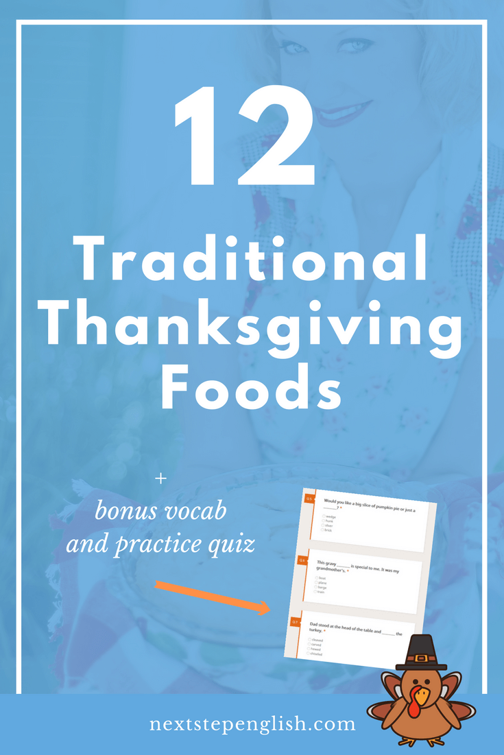 Traditional-Thanksgiving-Food-List-American-Culture-Next-Step-English