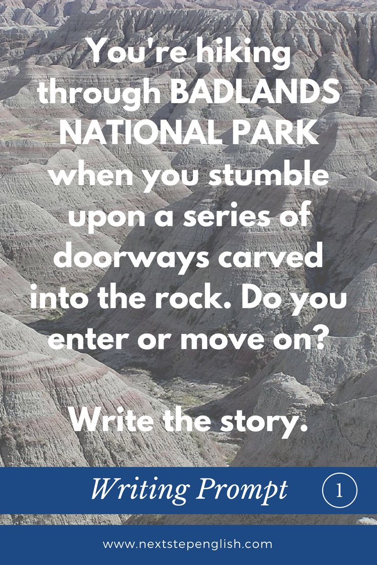 ESL-Creative-Writing-Prompts-1-Nature-Badlands-National-Park-Next-S