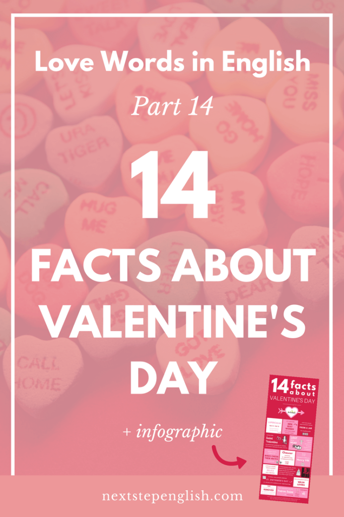 14 Valentine S Day Facts That You Probably Didn T Know Infographic
