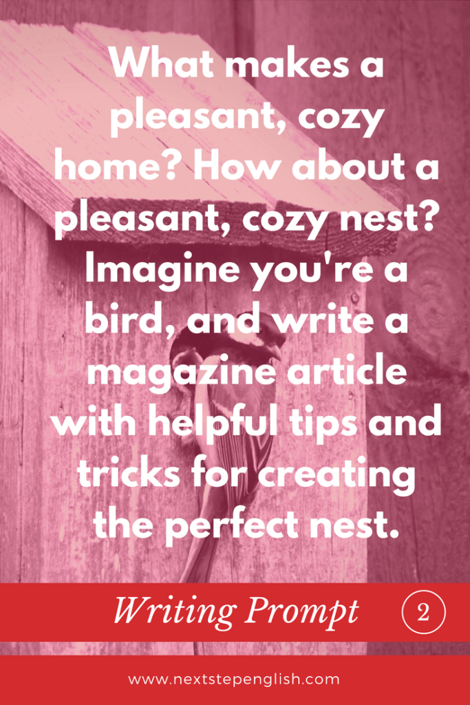 bird-writing-prompts-creative-writing-ideas-ESL-2-Next-Step-English