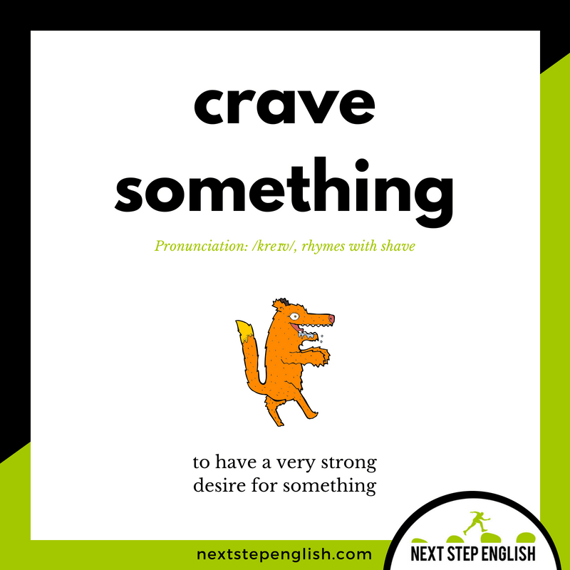 24-define-CRAVE-meaning-Next-Step-English