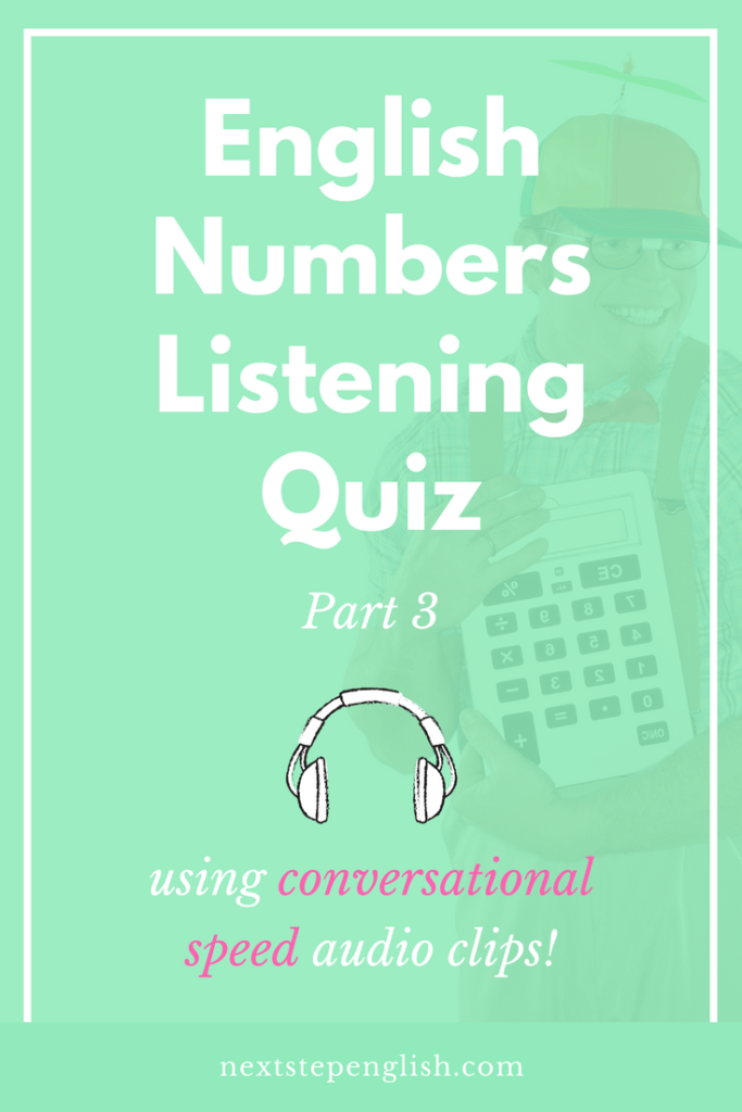 numbers-listening-quiz-Next-Step-English-3