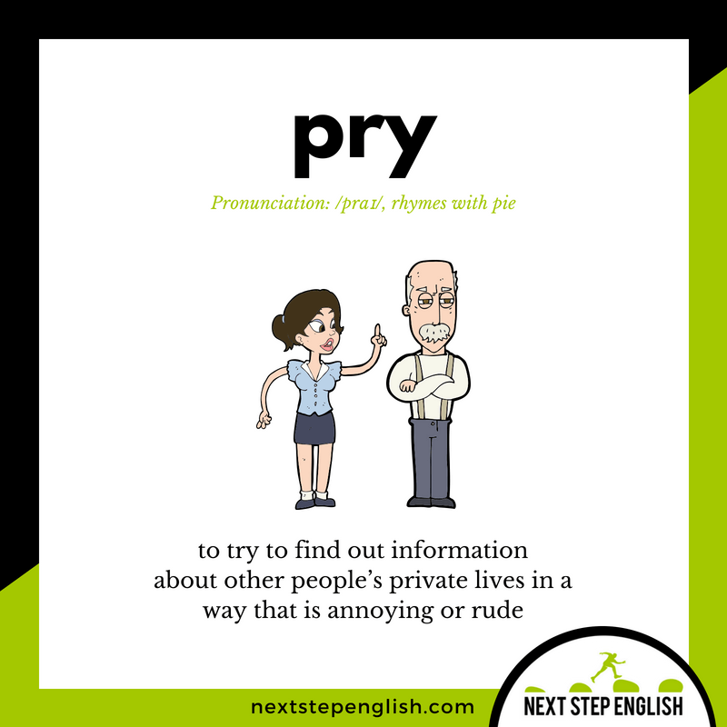 English-vocabulary-define-PRY-meaning-Next-Step-English
