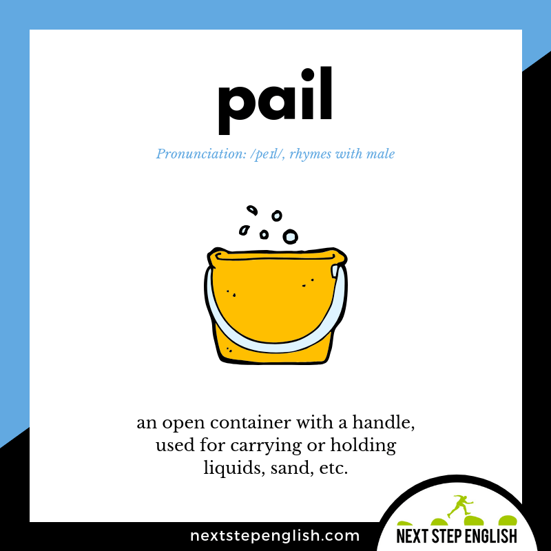 define-PAIL-meaning-Next-Step-English-Vocabulary-Ol-Man-River