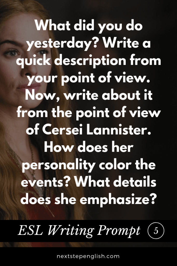 ESL-Writing-Prompt-5-Game-of-Thrones-Next-Step-English-creativity