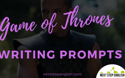 ESL Writing Prompts Inspired by Game of Thrones