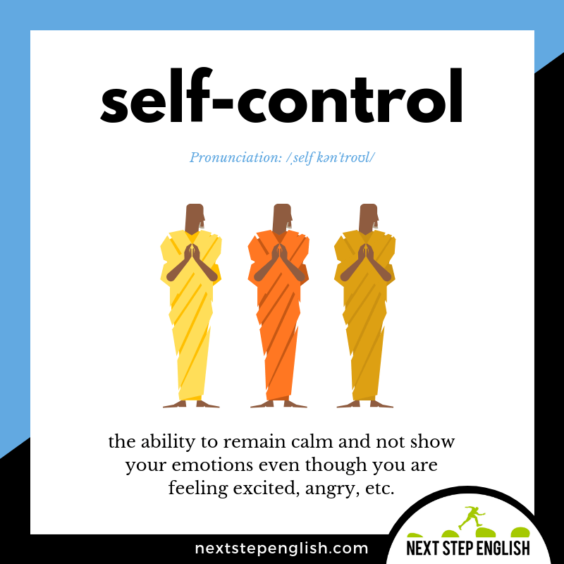 21-define-SELF-CONTROL-meaning-Next-Step-English-vocabulary-Lusty-Month-of-May