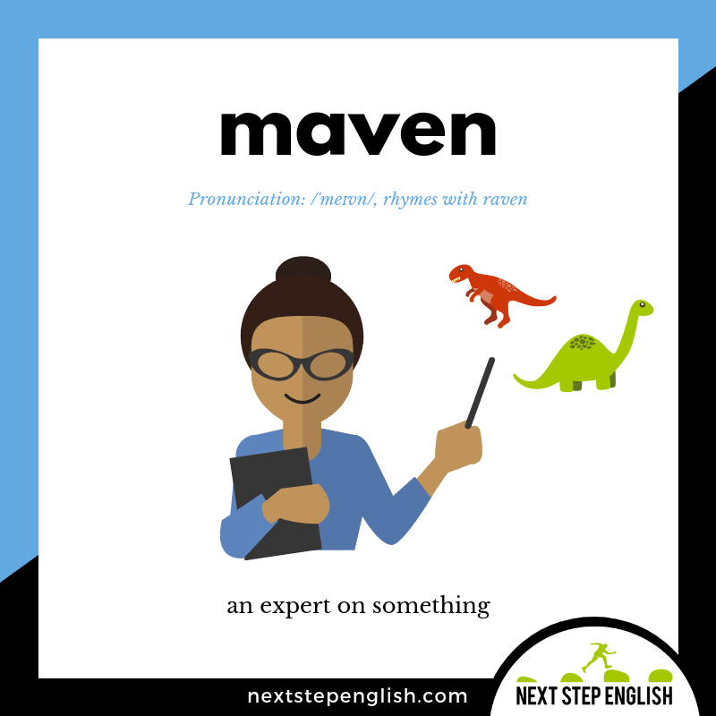 define-MAVEN-meaning-Next-Step-English-vocabulary