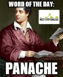 define panache