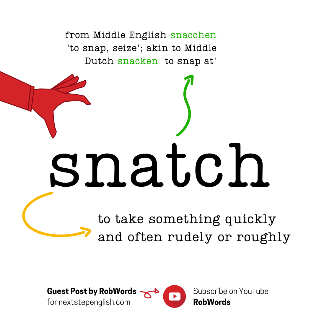 snatch-meaning