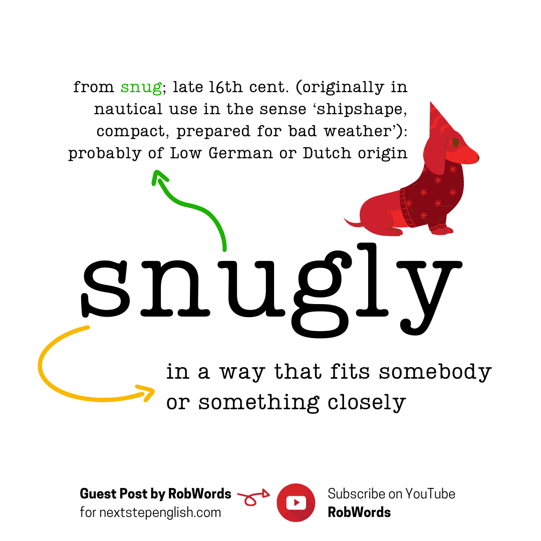 snugly-meaning
